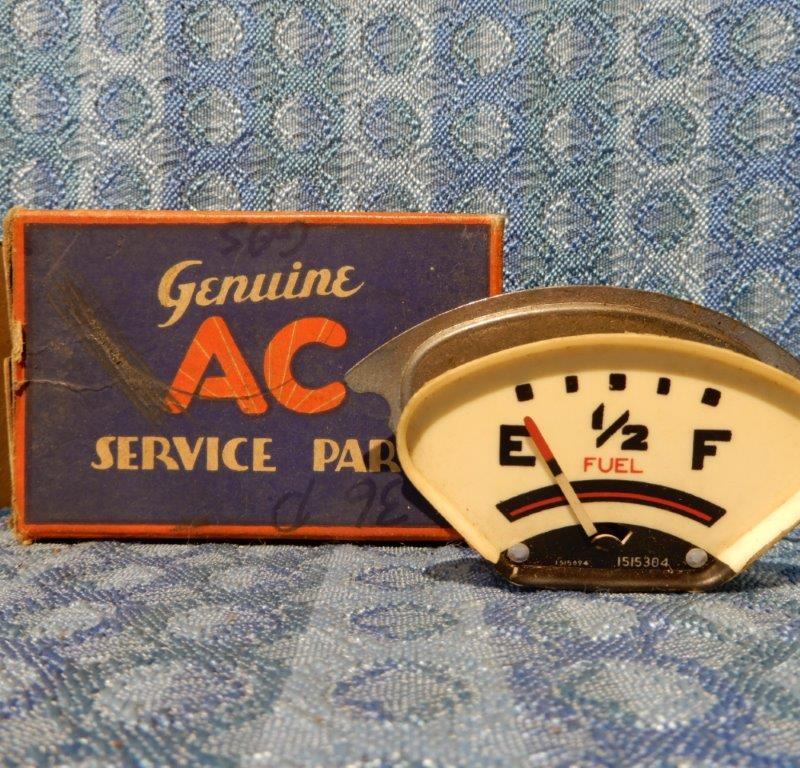1936 Pontiac NOS AC Gas / Fuel Gauge #1515304