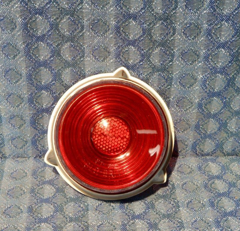 1952 Ford Pass & Station Wagon NORS Tail Light / Lamp Lens
