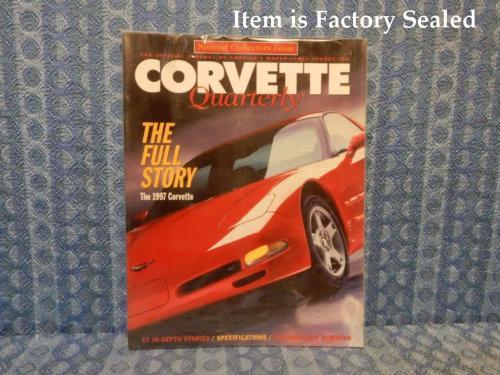1997 Corvette Special Collectors Edition Corvette Quarterly - Factory Sealed