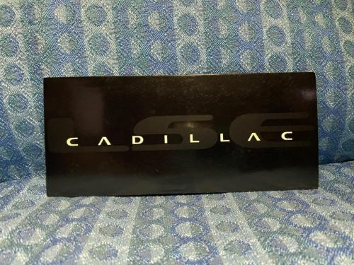 1995 Cadillac LSE Show Car Original Sales / Information Folder