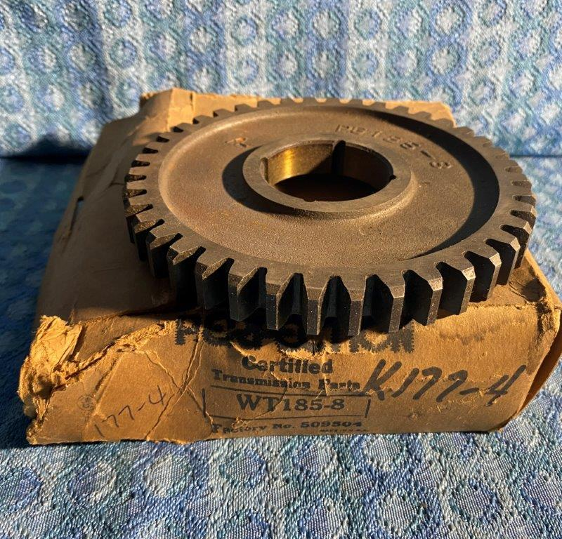1931-47 Chevrolet Truck 4 Spd NORS Countershaft Gear 32 36 38 41 #509504 SEE AD