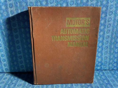 1960-1969 Motor's Automatic Transmission Manual GM Ford Mopar AMC Studebaker