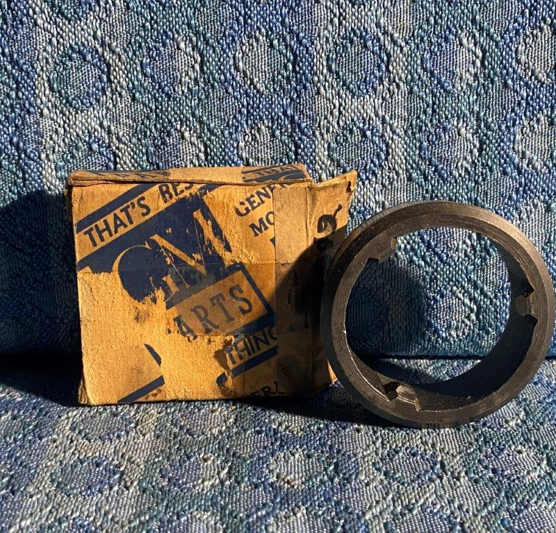 1937-1939 Chevrolet Pass & Comm 38 NOS GM Trans Synchronizing Ring 590842 SEE AD