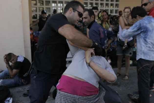 police-lesvos