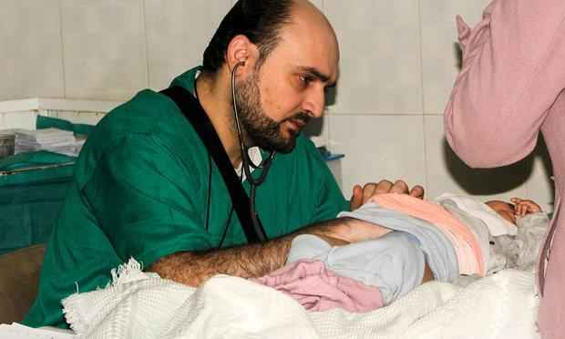 syrian-doctor