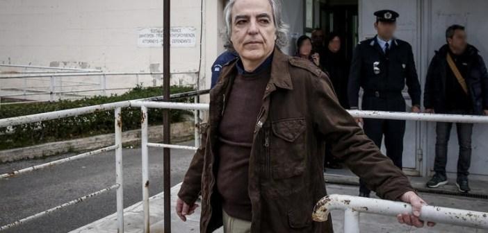 Δ. Κουφοντίνας: Η διοίκηση του Νοσ. Λαμίας αρνείται επίσκεψη στους γιατρούς του
