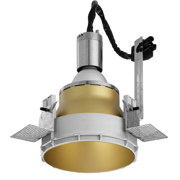 flos kap 145 halogen recessed lamp incl frame