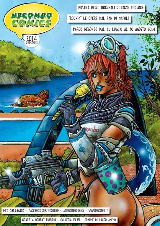 Negombo Comics