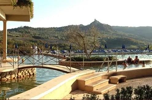 Hotel per bambini a Bagno Vignoni Hotel Posta Marcucci  Nostrofiglioit