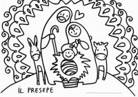 12 disegni natalizi da colorare - Nostrofiglio.it