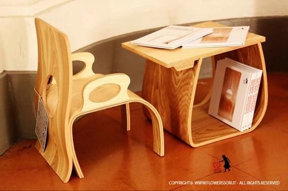 25 mobili in stile Montessori ma non solo per una casa a
