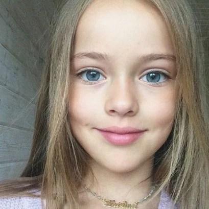 Le Foto Di Kristina Pimenova La Bambina Più Bella Del Mondo
