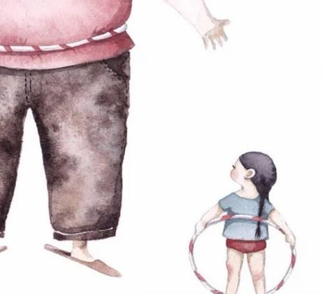 Lamore tra padre e figlia spiegato con 14 immagini