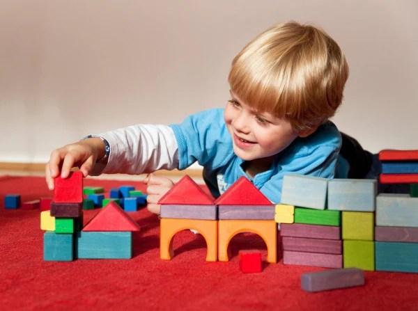 Come crescere bambini felici e creativi  Nostrofiglioit