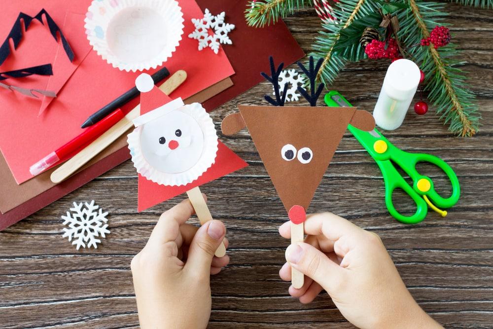 Le ghirlande da appendere fuori la. 40 Lavoretti Di Natale Bellissimi Da Fare A Casa Nostrofiglio It