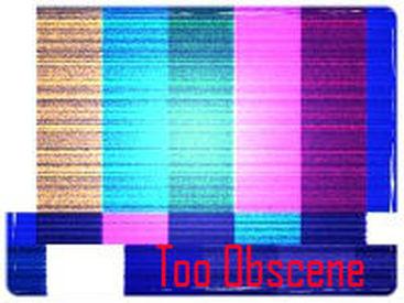 Too Obscene, ed. Jeremiah Walton