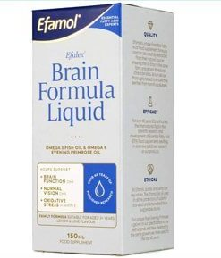 Efamol Brain Omega 3 Syrup 150 ml