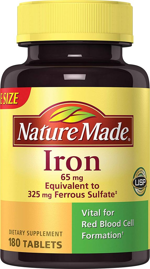 Nature Made Iron 65