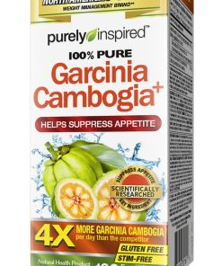 Garcinia Cambogia 4X Weight Loss Bonus 60 Tab