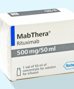 أمبولات Mab Thera , Rituximab 500 mg/50 ml