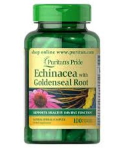 Echinacea with Goldenseal Root