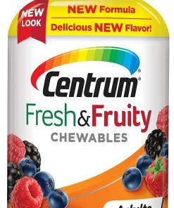centrum fresh fruity 90 Chewables