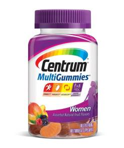 Centrum women multigummies 170 gummies