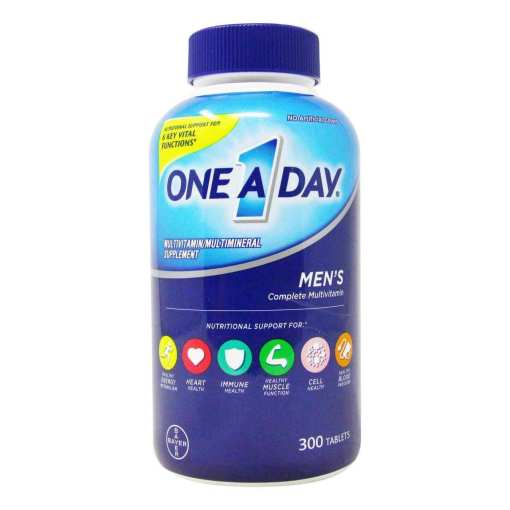 One A Day Men 300 tab