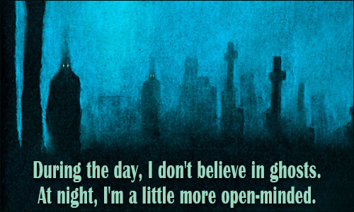 Image result for ghost quotes