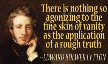 Edward Bulwer-Lytton Quotes
