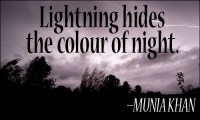Lightning Quotes II
