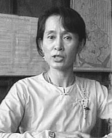 Aung San Suu Kyi Biography - life, family, children, wife ...