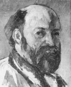Paul Cézanne. Reproduced by permission of Art Resource.
