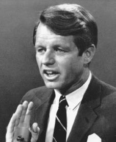 Robert Kennedy. Courtesy of the National Archives and Records Administration.