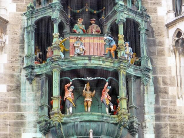 Resultado de imagem para show Glockenspiel munique
