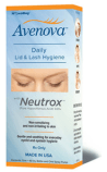 Avenova Lid Wipe Cleanser