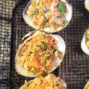 Clams_stuffed_with_nduja_ready_for_the_grill.__appetizers__notafoodie__bivalves