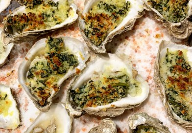Episode 2 of THE NOTAFOODIE RADIO SHOW- PIZZA WARS, ARTHUR AVE, OYSTERS ROCKEFELLER FEAT.RUSSEL KOHN