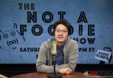 Episode 9 of The NotAFoodie Show- New York Chinatowns, Bacon Fat, New Orleans, John Wang and the Queens Night Market