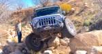 Jeep at Marble Canyon