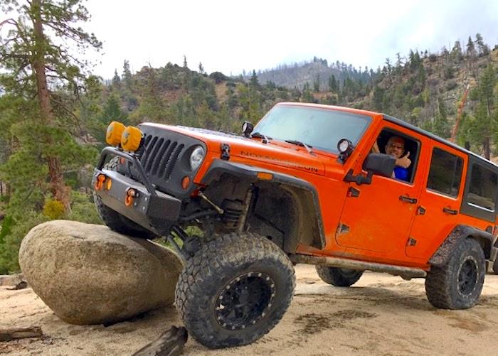 The Jeep Wrangler NotARubicon