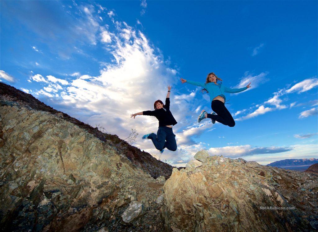 Jumping Jill at Gypsy Mine