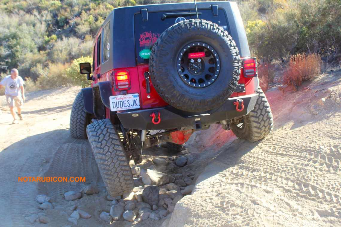 Cleghorn Jeep 4x4 Trail