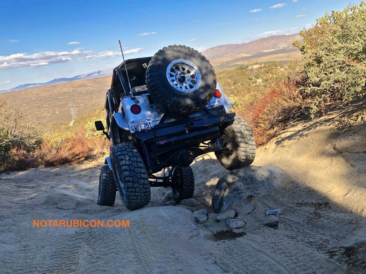 Cleghorn offroad Trail