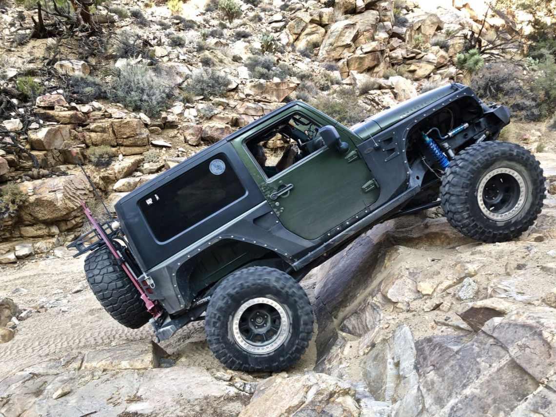 Jeep JK Rubicon