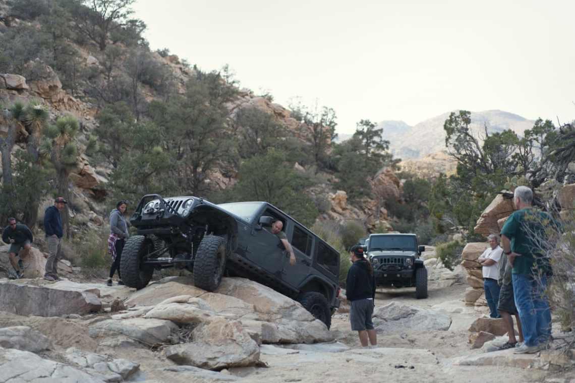 Jeep Wrangler 4 Door JKU
