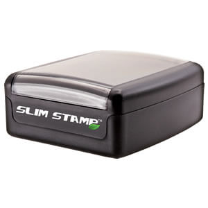 Slim Notary Stamps
