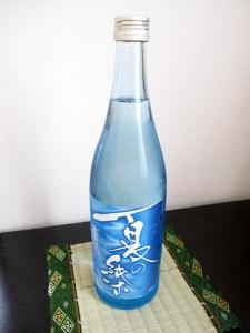 高清水「夏の純米」01