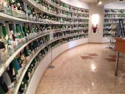 利き酒5種類で540円!日本の酒情報館に行ってみた!