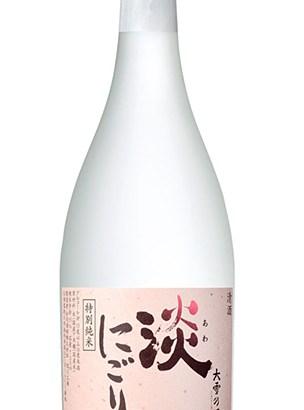 春の霞のように美しい!合同酒精のにごり酒「特別純米 大雪乃蔵 淡にごり」